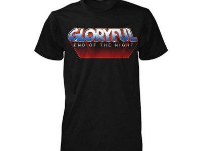 GLORYFUL - Official Tour Shirt 2017 - MOTU Tribute Logo main photo