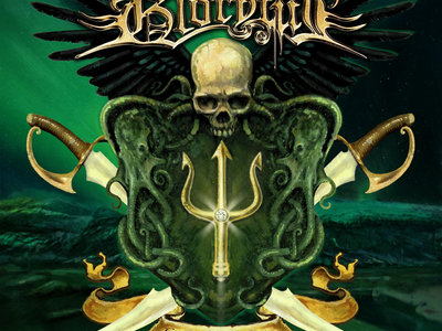 """GLORYFUL - 3 CD Package incl. """"End Of The Night"""", """"Ocean Blade"""" and """"The Warrior´s Code"""" main photo"""