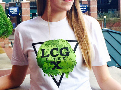 First Edition White LCG and the X Logo Tee main photo