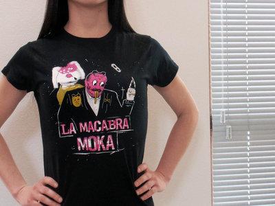 "T-Shirt ""Uan & Maurizio"" donna main photo"