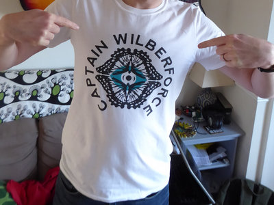 Captain Wilberforce T-shirt main photo