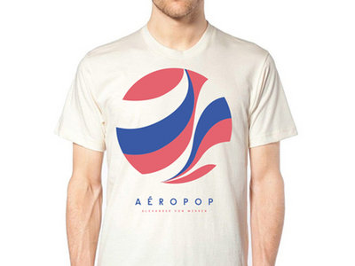 Aéropop T-Shirt (Includes Immediate Album Download) main photo