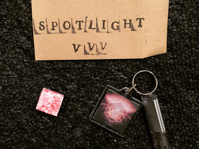 Limited Edition Spotlight USB Drive main photo