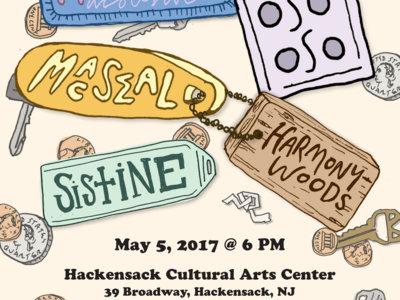 Hackensack Benefit Show May 5 main photo