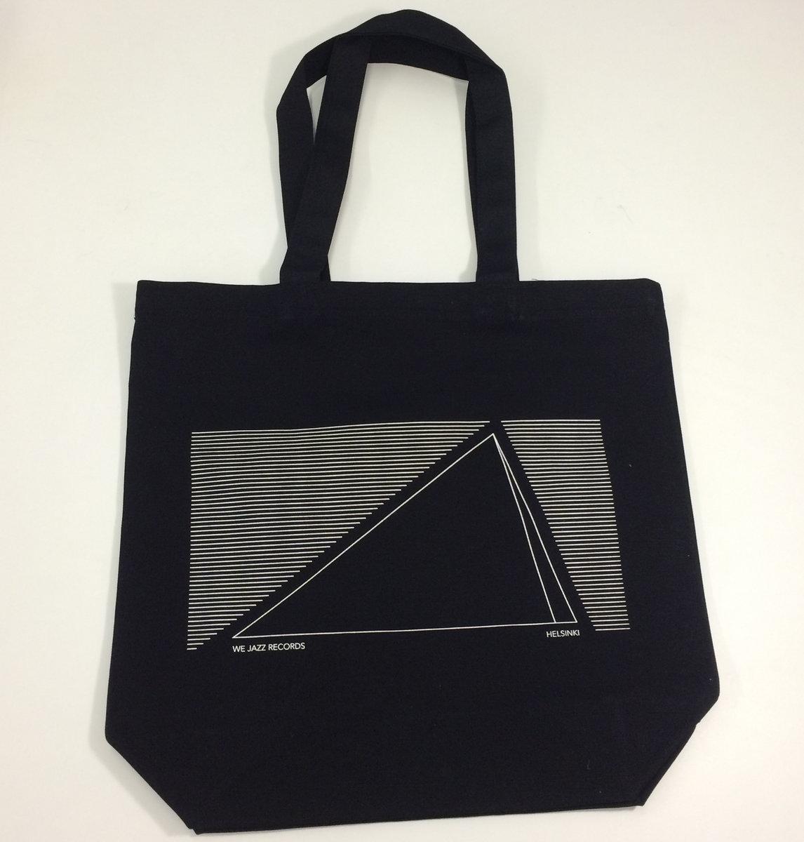 We Jazz Record Bag Origami