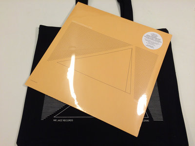"Bundle: Jaska Lukkarinen Trio ""Origami"" LP + ""Origami"" Record Bag main photo"