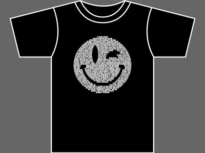 WEEKENDER 2017 SMILE-UP - Unisex T-shirt - Black main photo