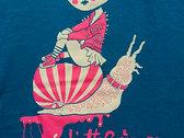 Snail T-shirt photo