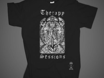 Therapy Sessions Gothika T Shirt main photo