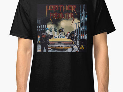 LEATHER PREDATOR T-shirt main photo