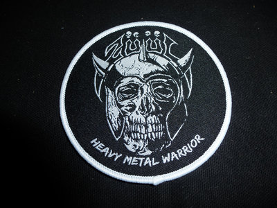 Heavy Metal Warrior Patch main photo