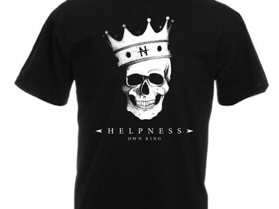 Helpness - Own King - Black main photo