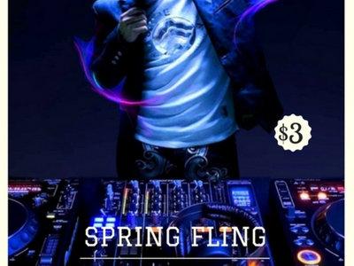 SPRING FLING w/  DJ DUKE HEINER main photo