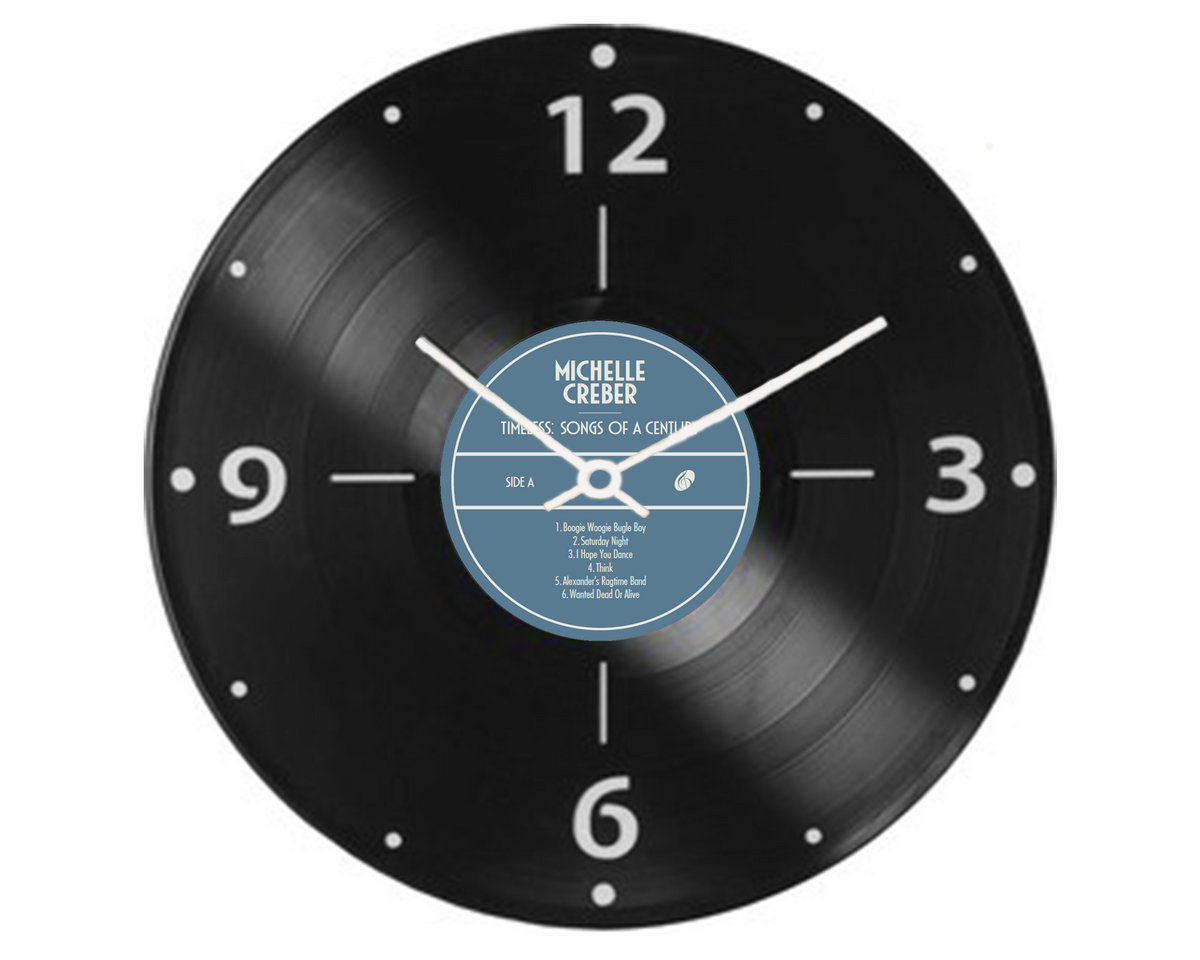 The boy from new york city michelle creber timeless vinyl record wall clock link to a private livestream event with michelle michelle will follow you on twitter amipublicfo Gallery