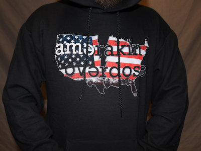 Flag Hoodie main photo