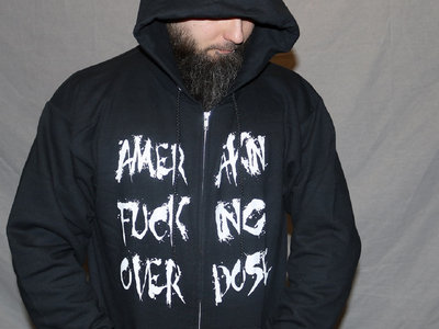AOD Zip up Hoodie main photo