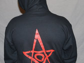 AOD Zip up Hoodie photo