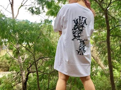 V/A Screen Printed Dripping Angel T-Shirt main photo
