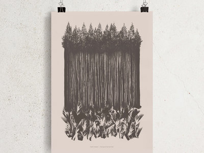 The Sound Of The Forest Choir - Limited Edition Screen Print (Includes Album Download) main photo
