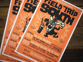 11 x 17 Field Trip South Poster photo