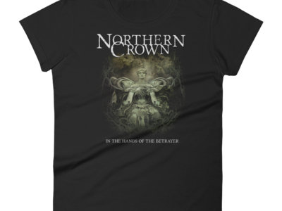 "Northern Crown ""In the Hands..."" Ladies T-shirt main photo"