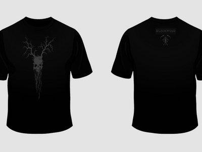 Limited edition Black on black T-shirt main photo