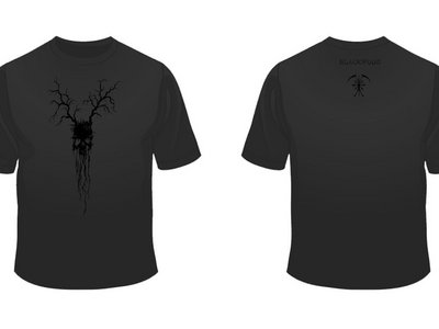 Limited edition Black on grey T-shirt main photo