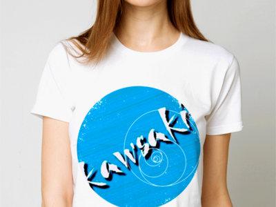 kawsaki logo tees main photo