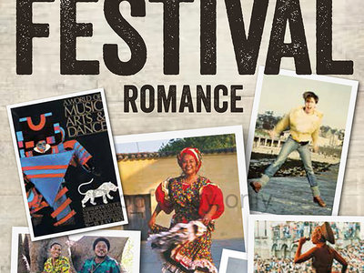 My Festival Romance Book - Autobiography by Thomas Brooman CBE main photo