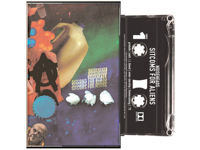 Sitcoms for Aliens (2018) | Cassette (Limited) main photo