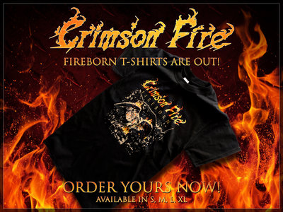 Fireborn T-Shirt main photo