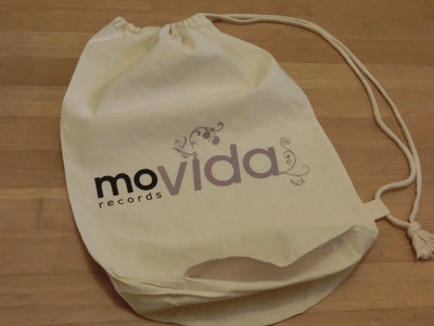 Movida Records - Cotton Bag main photo