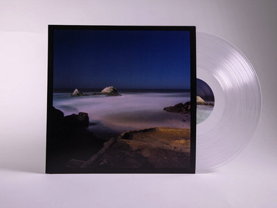 "Dragon Turtle ""Distances"" 12"" LP main photo"