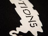 Black Potions Logo T-shirt photo