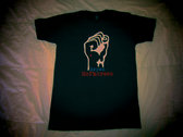 Fist on Gildan Soft Cotton T photo