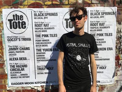 Satellite t-shirt main photo
