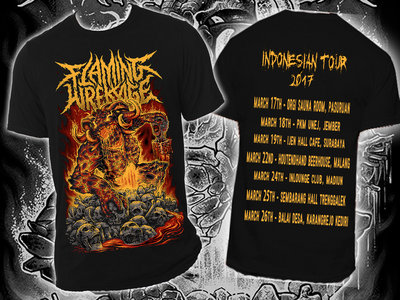 Indonesian Tour T-Shirt main photo