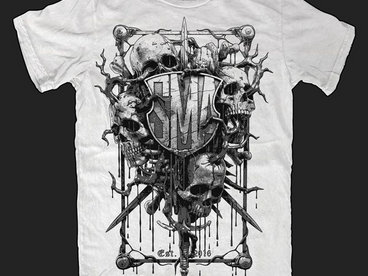 SLOVAK METAL ARMY label T-shirt main photo