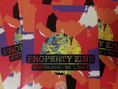 Property Zine 1.3 (Winter 2016) main photo