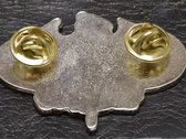 Pin 3: Logo blank (Nickel) photo