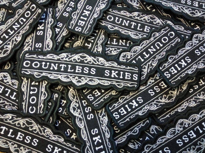 Countless Skies Logo Patch main photo