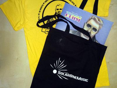 SolarOneMusic Bag + T-Shirt + Vinyl main photo
