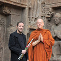 Chris Conway & Ajahn Achalo image