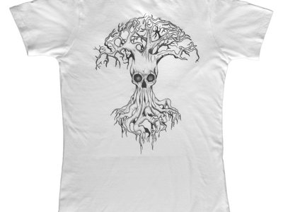 Vindicta T-Shirt (White) main photo