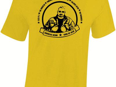 Limited Andreas Gehm T-Shirt main photo