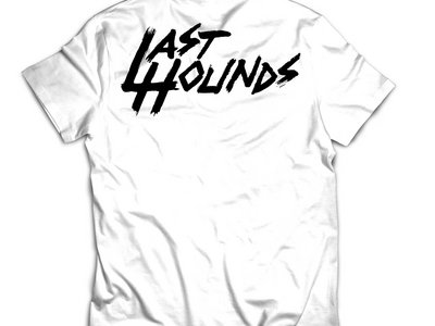 Last Hounds - LH Breast Tee White main photo