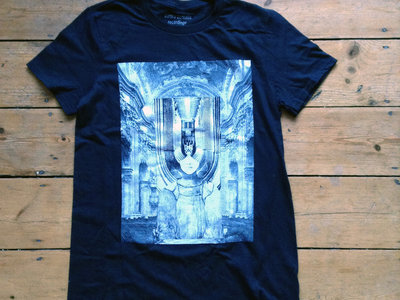 Reverse Cathedral T-shirt by øjeRum - SALE main photo