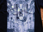 Reverse Cathedral T-shirt by øjeRum - SALE photo