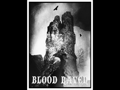 """Blood Raven 'Jotunn"""" t-shirt + free immediate download and stickers main photo"""