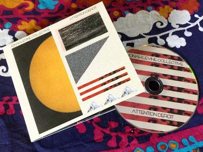 Hand-Numbered CD Digipack